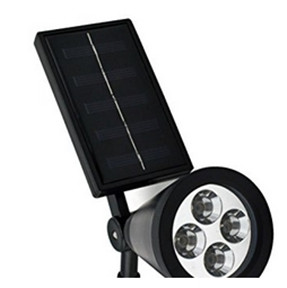 Solar Powered Outdoor Light For Landscape