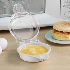 Microwave Egg Muffin Cooker