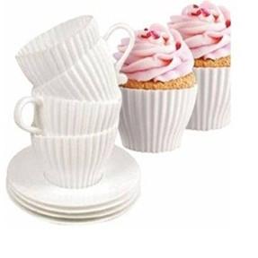 Tea Cupcakes Bake