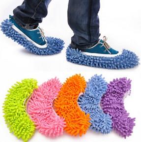 Dust Mop Slipper