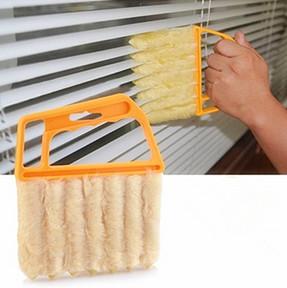 Vertical Window Blinds Brush Cleaner