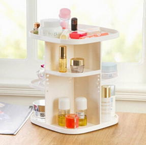 Rotating Cosmetic Display Organizer