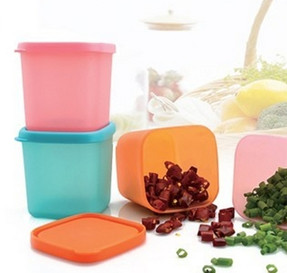 6pcs Set Mini Storage Box 230ml